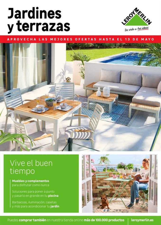 Catálogo Leroy Merlin Jardines Y Terrazas By Ofertas