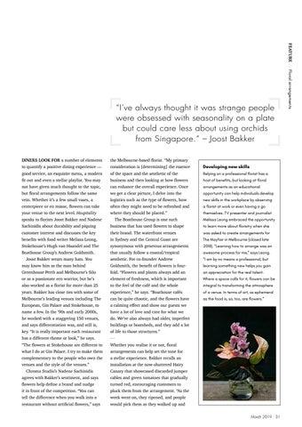 Page 31 of Feature: Floral arrangements