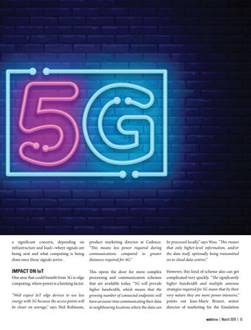 Page 15 of Gearing up for 5G