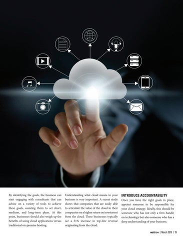 Page 19 of 6 Ways to optimise your Cloud Usage