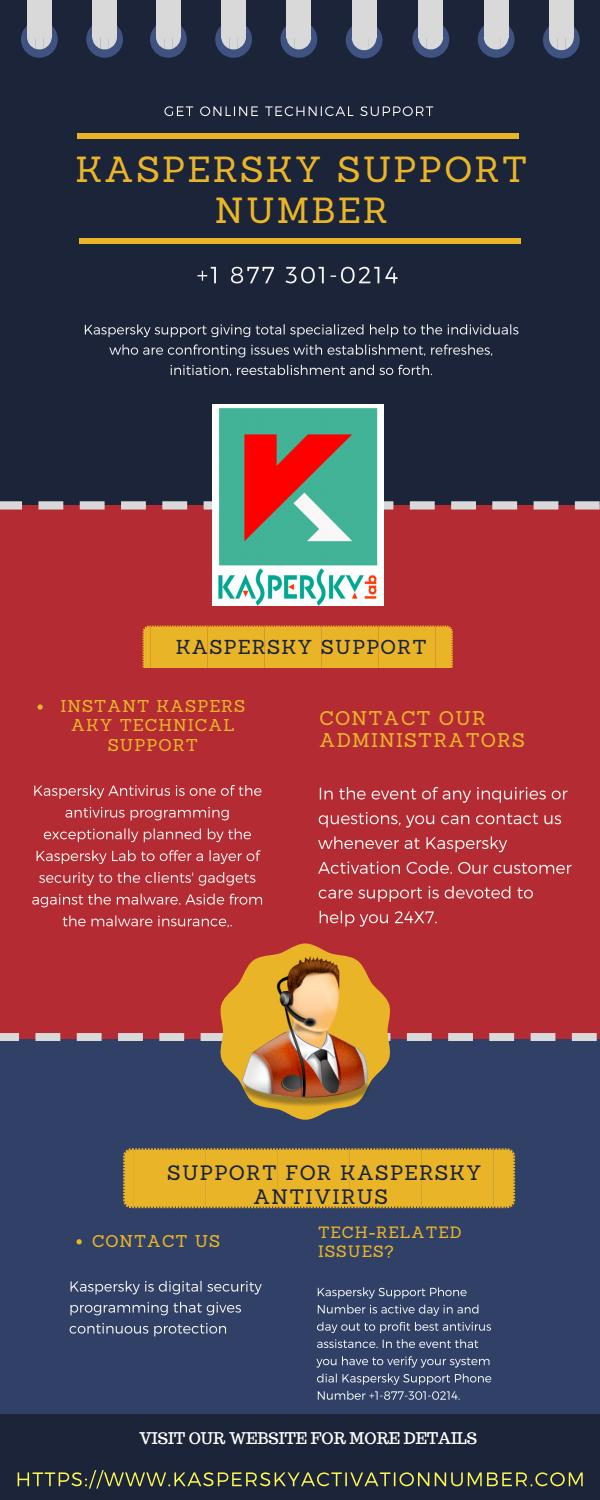 Got issues in Kaspersky antivirus Contact us At Kaspersky Support Number