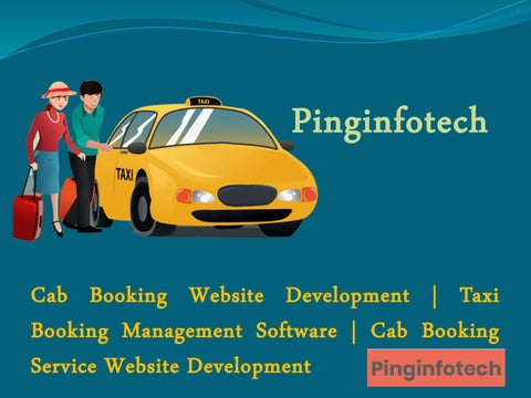 Best Buy Taxi Booking Management Software | Cab Booking