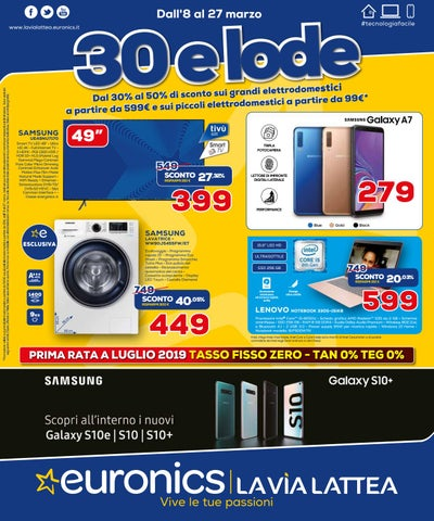 942636810602 LA VIA LATTEA - 30 e lode by euronics italia spa - issuu