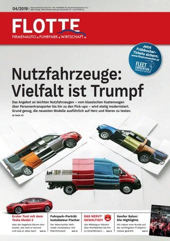 Flotte 032019 By Aw Verlag Gmbh Issuu
