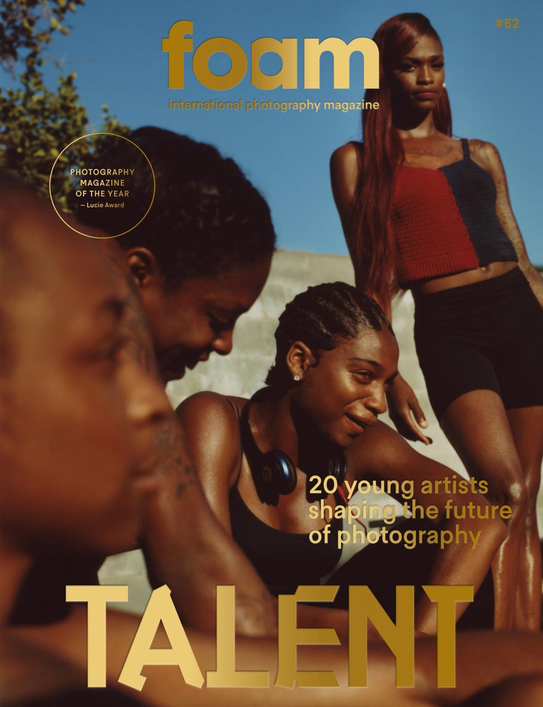 PREVIEW Foam Magazine #52, Talent by Foam Magazine - issuu