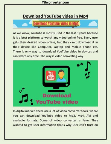 converter and download youtube video to mp3 mp4