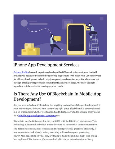 iOS App Programmer by Charles Johns - issuu