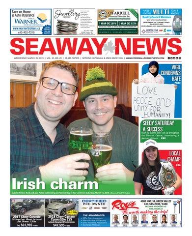 cornwall seaway news february 4, 2016 edition by cornwall seaway