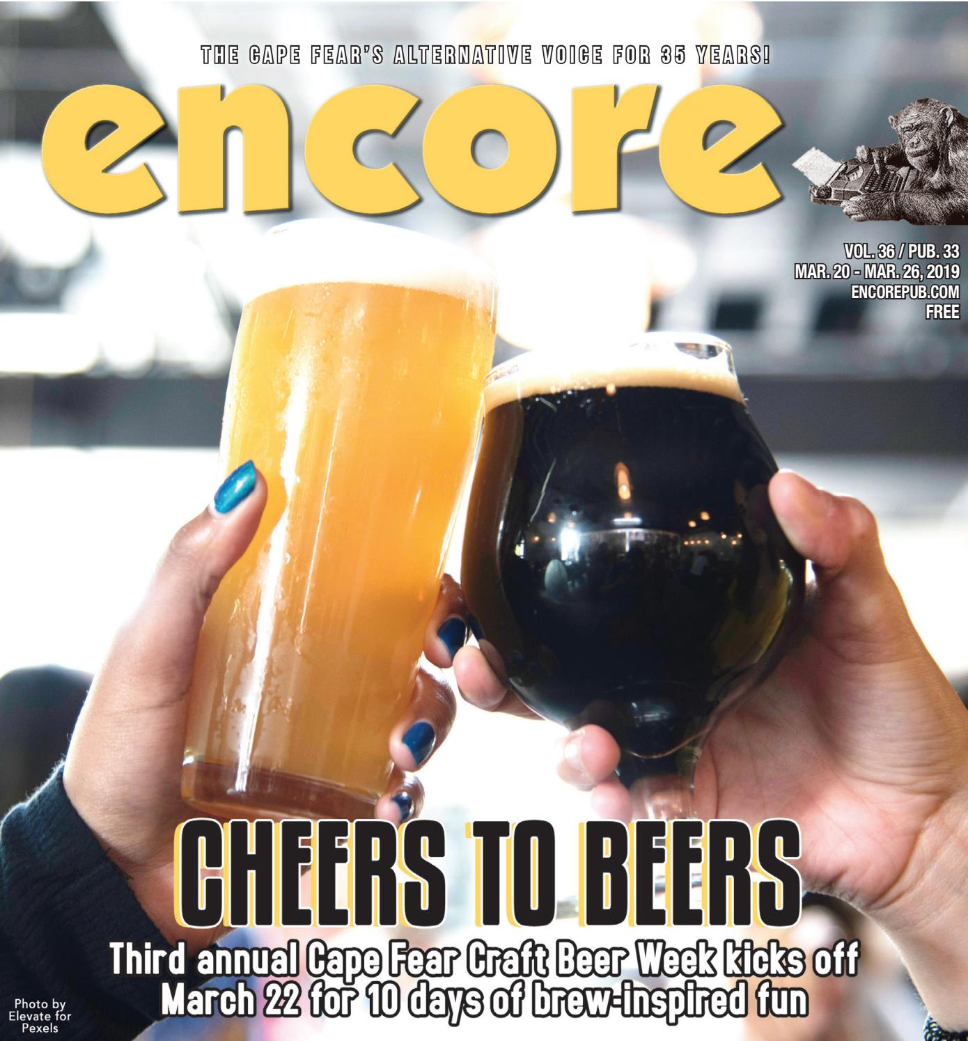 encore March 20 - March 26, 2019 by Wilmington Media - issuu