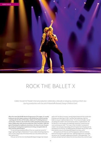 Page 12 of Rock the Ballet X