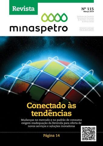 63725fd4faed1 Revista Minaspetro nº 115 - Março de 2019 by Minaspetro - issuu