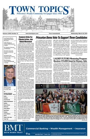 87d0bc1f Town Topics Newspaper, March 20 by Witherspoon Media Group - issuu