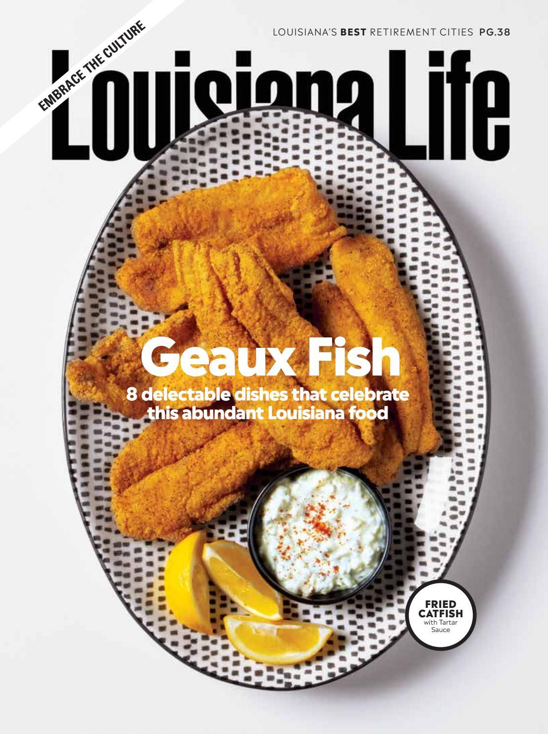 Louisiana Life March-April 2019 by Renaissance Publishing - issuu