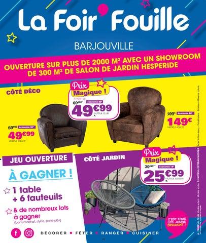 Catalogue Réouverture Barjouville by La Foir\'Fouille - issuu