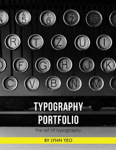 typography Final by Randy Dunbar - issuu