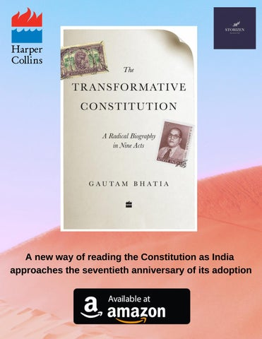 Page 21 of The Transformative Constitution by Gautam Bhatia