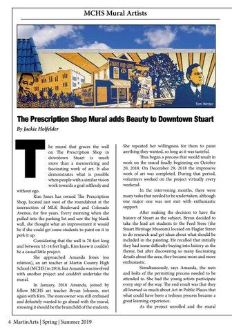 MartinArts Magazine | Arts News Martin County FLl | arts information