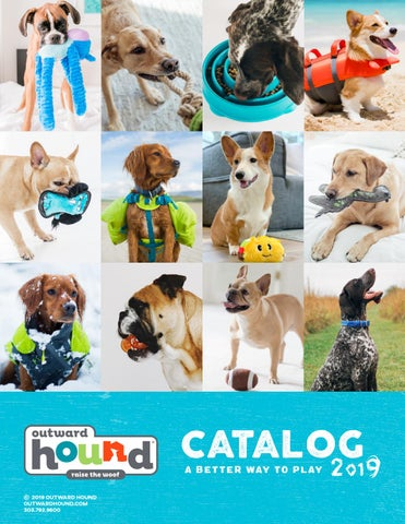Outward Hound 2019 Catalog by Outward Hound - issuu