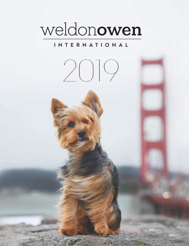 innovative design 3ba8c 765ac Weldon Owen International 2019 Catalog by Insight Editions - issuu
