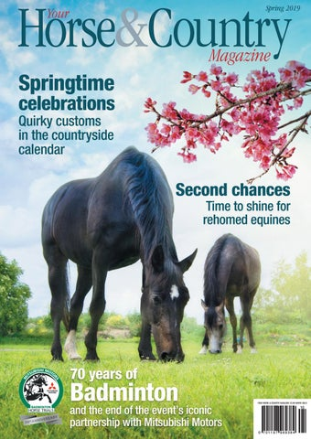 YOUR HORSE & COUNTRY MAGAZINE by yourhorseandcountry - issuu on
