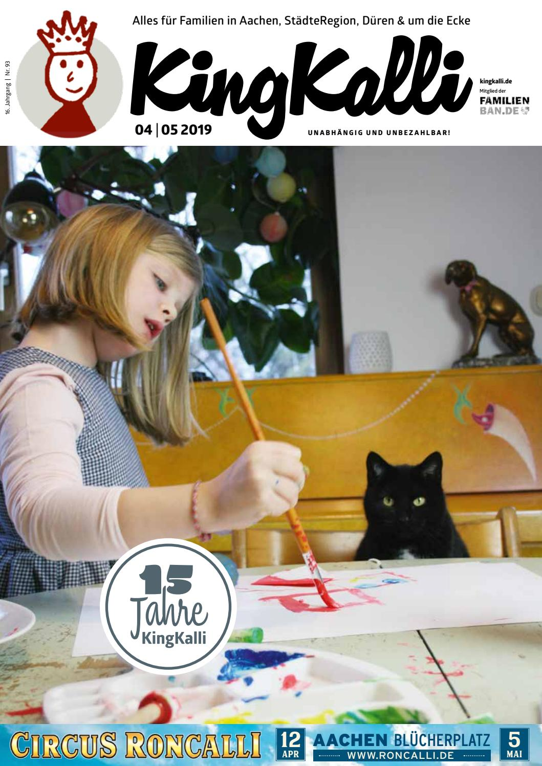 KingKalli April/Mai 2019 by Verlag um die Ecke - issuu
