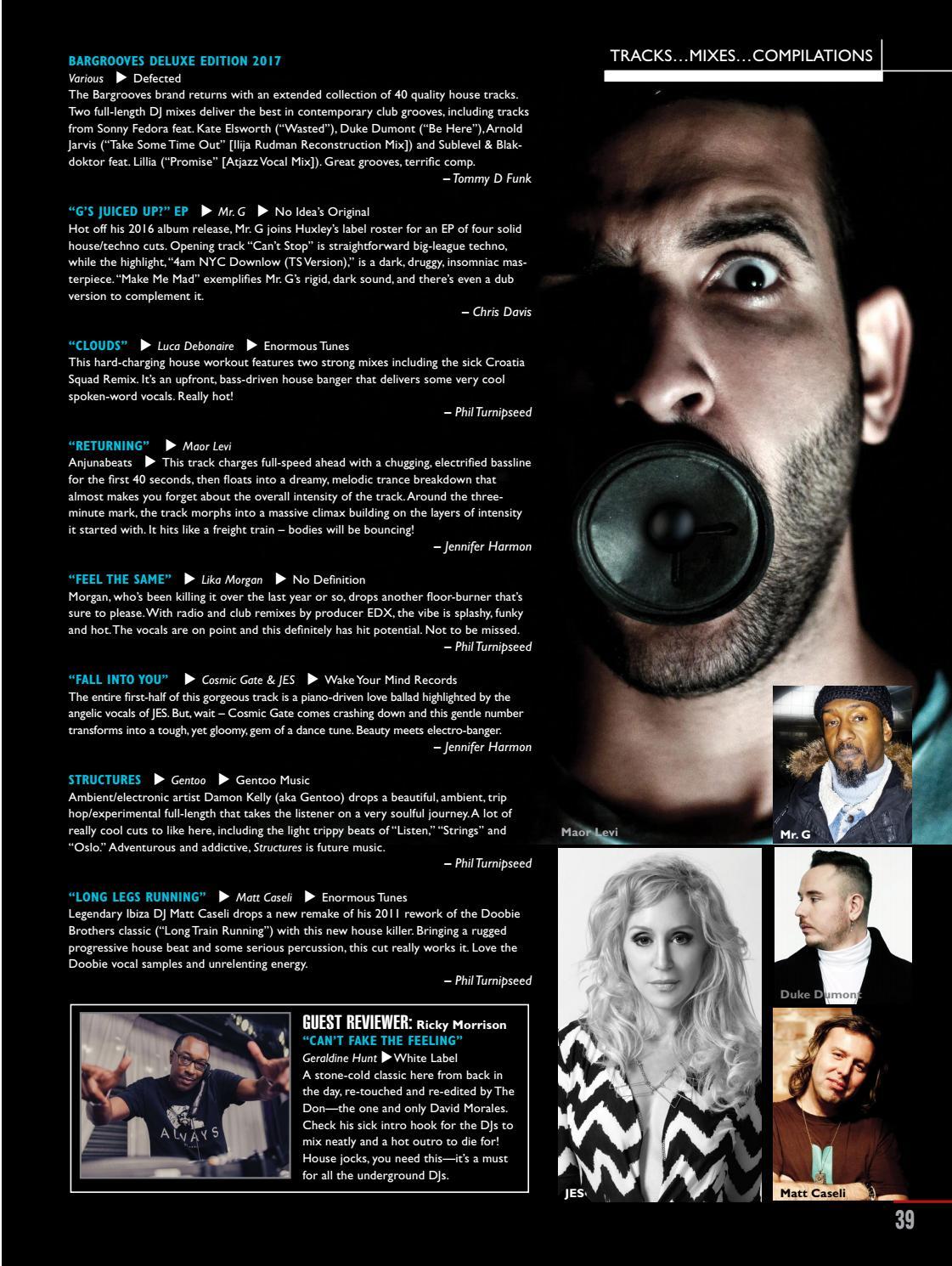 DJ Times February 2017, Vol 30 No 2 by DJ Times Magazine - issuu
