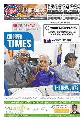Culpeper Times - March 21-27, 2019 by InsideNoVa - issuu