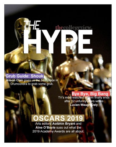The HYPE Issue 8 by The College View - issuu