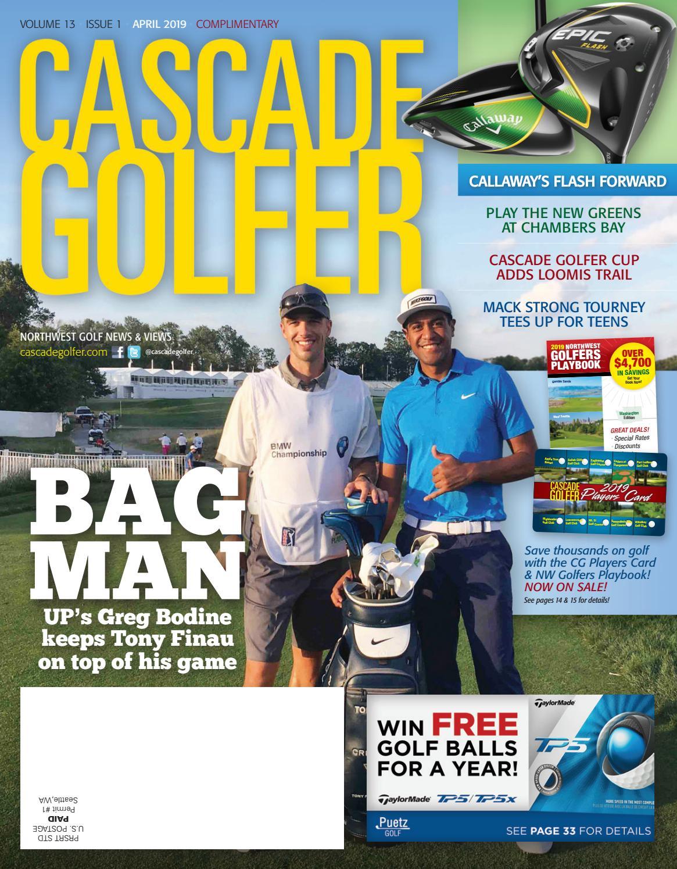 5603d852 Cascade Golfer — April 2019 by Varsity Communications - issuu