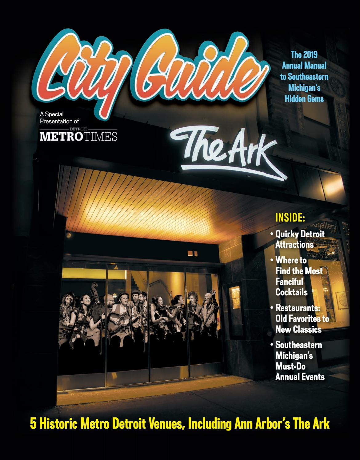 Metro Times City Guide 2019 by Euclid Media Group - issuu