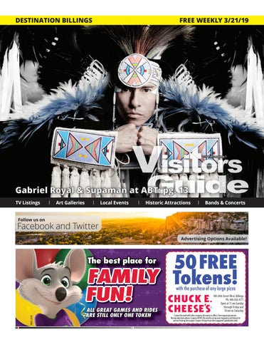 60b46a0a3014c6 Welcome! Visitors Guide 19-03-21 by Welcome! Visitors Guide - issuu