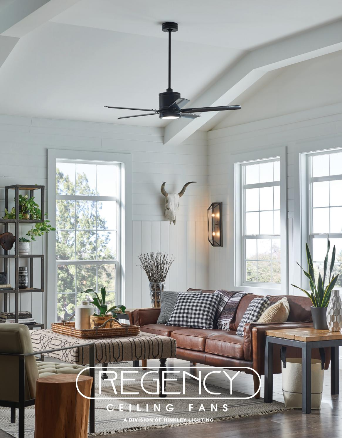Regency Ceiling Fans 2019 Catalog By Hinkley Issuu