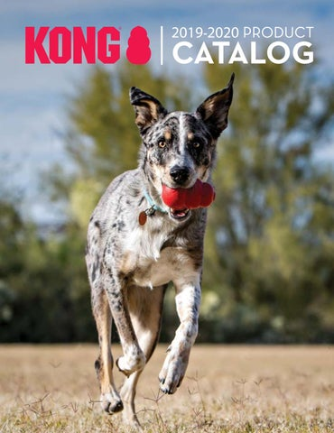 KONG Product Catalog 2019 2020 by KONG Company issuu