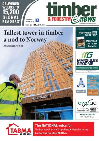 Issue 551 by timberandforestryenews - issuu