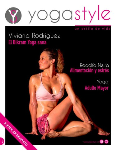 f45bbde4 Yogastyle - Abril 2019 by Yoga Style Chile - issuu