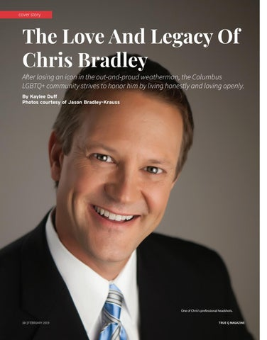 Page 12 of The Love And Legacy Of Chris Bradley