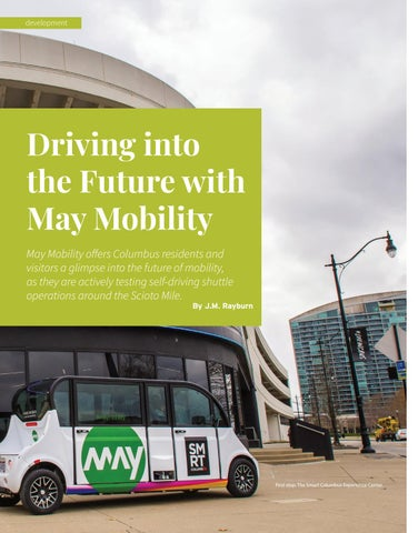 Page 20 of Driving Into The Future With May Mobility