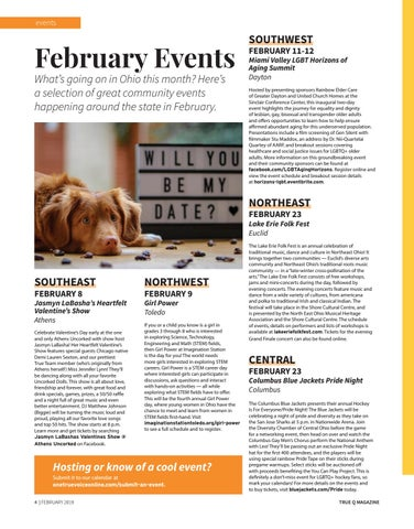 Page 6 of February Events
