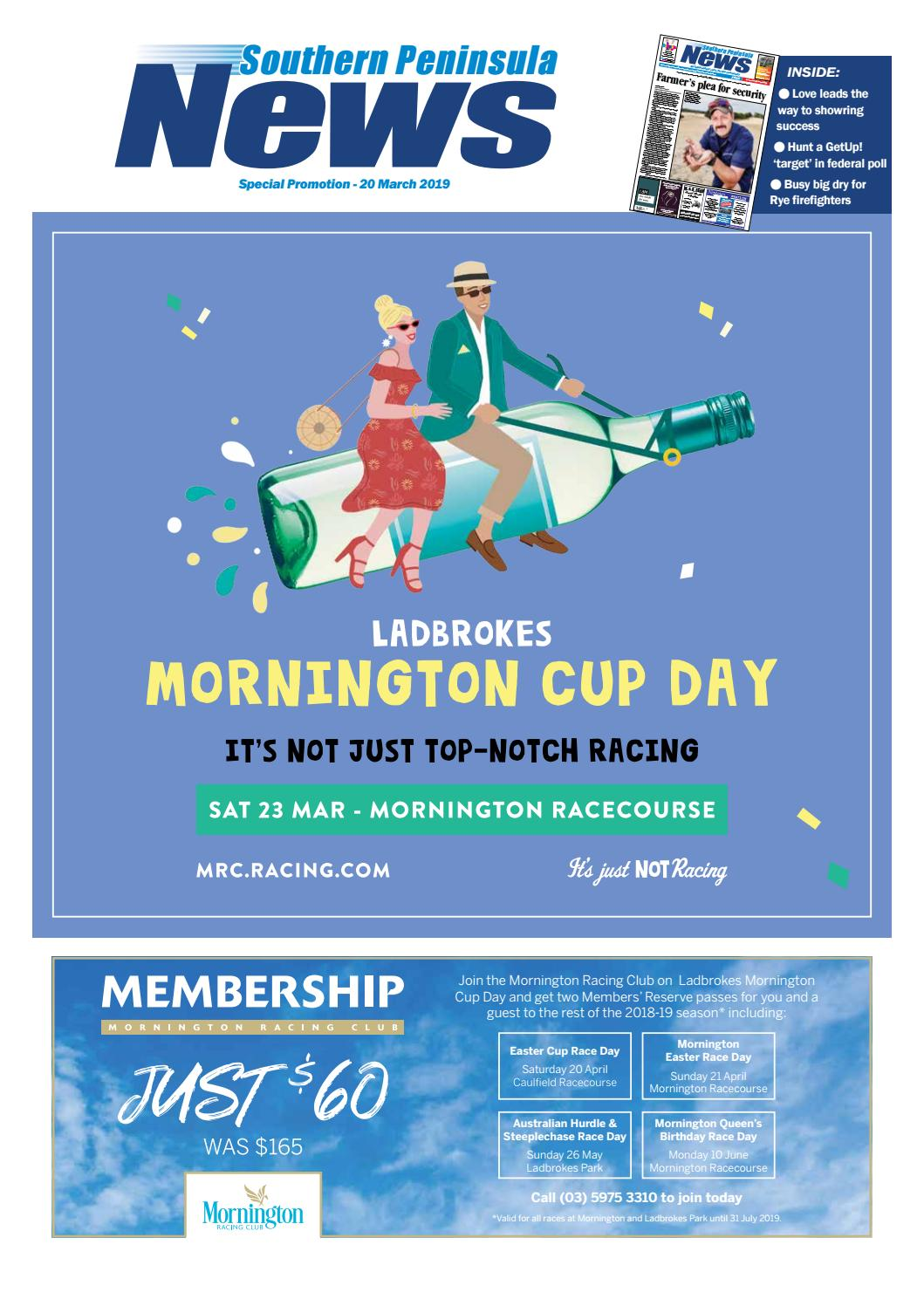 3074010f972 19 March 2019 by Mornington Peninsula News Group - issuu