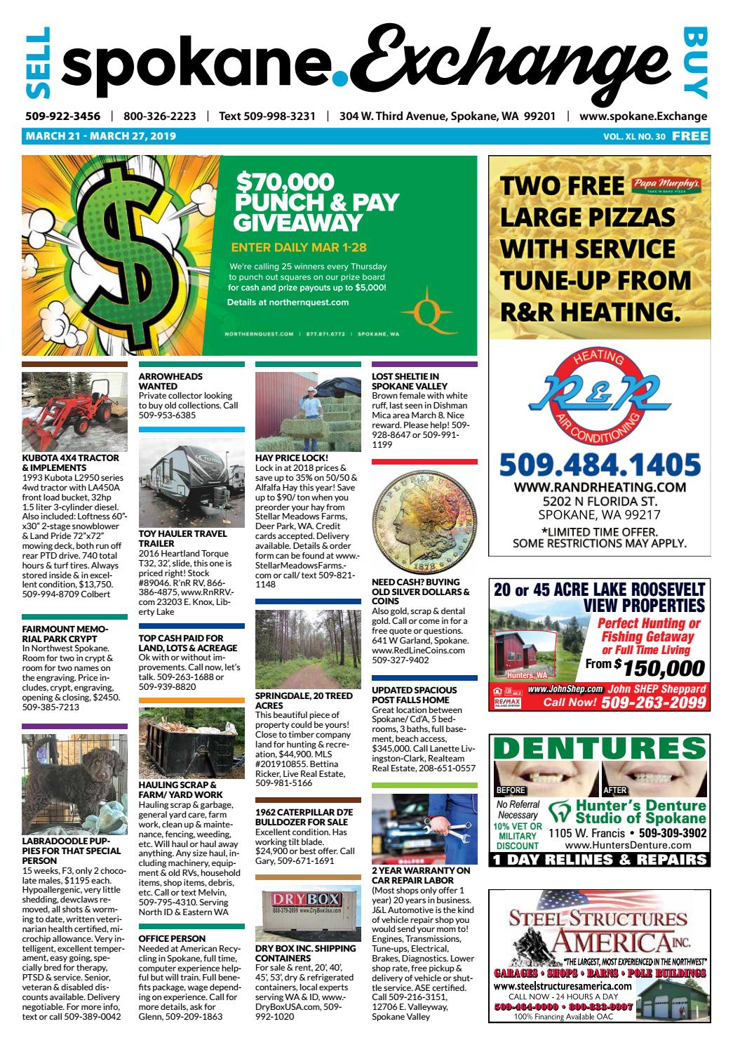 The Exchange - March 22, 2019 Issue by Exchange Publishing - issuu