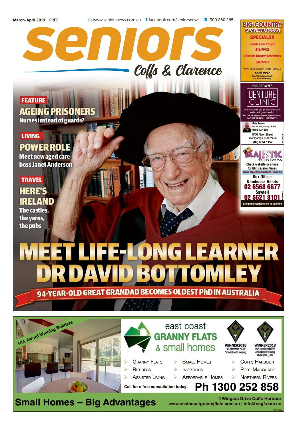Coffs & Clarence, March-April 2019 by seniors - issuu