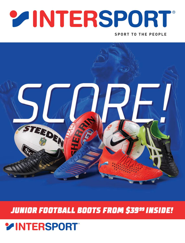 123e2078bc7f7 2019 Season Football Netball Catalogue- Intersport Bennett's by ...