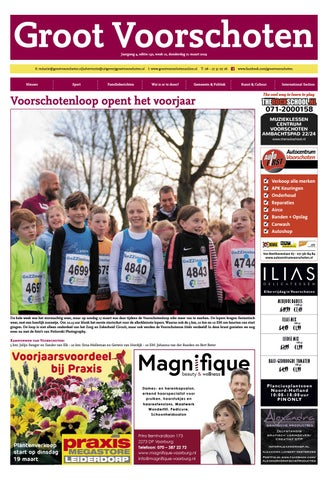 43eaa81b0e4 Groot Voorschoten Jaargang 4, editie 150, week 12, donderdag 21 maart 2019