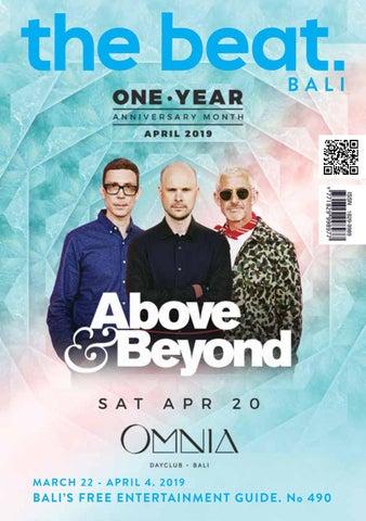 The Beat Bali 490
