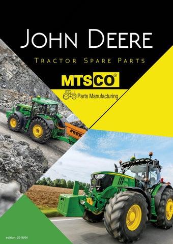 Alert Filter Set John Deere 2850 Filter Tractor Farming & Agriculture