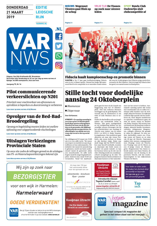 c612a3aac9d7b5 VARnws Leidsche Rijn 21 maart 2019 by VARnws - issuu