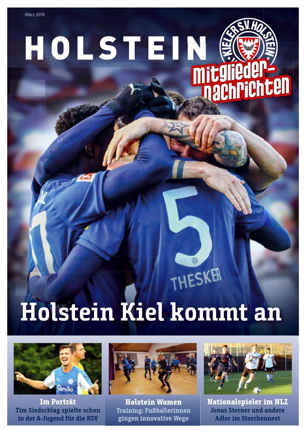 Vereinsmagazin März 2019 by Wolf + Carow issuu