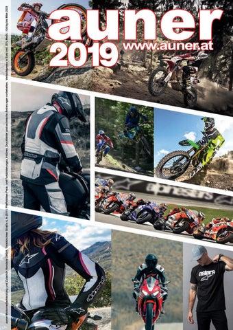 c501d1128ed271 Auner Katalog 2019 by Auner Motorradbekleidungs und Zubehör Handels ...