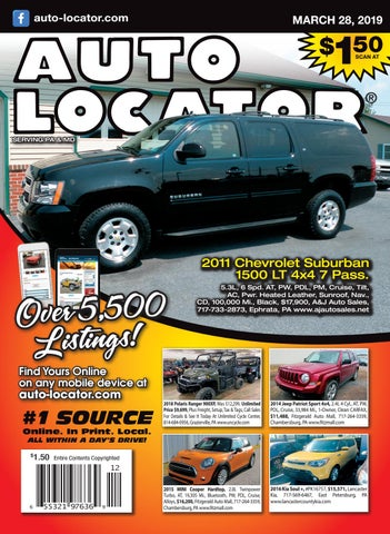03-28-19 Auto Locator by Auto Locator and Auto Connection - issuu