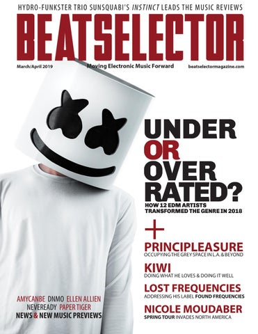 0adefaf095e72 BEATSELECTOR Magazine March April 2019 by BEATSELECTOR Magazine - issuu